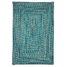 braided rug colonial mills blaise tweed reversible indoor outdoor braided rug