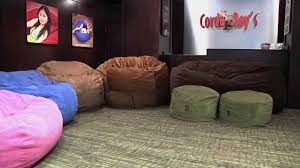 size comparison cordaroy u0027s beanbags youtube