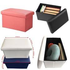 storage ottomans without bundle listing ebay