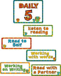 the daily five printables 12 best daily 5 images on teaching ideas teaching