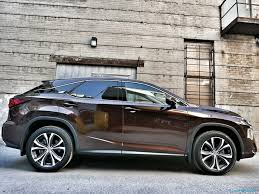 how much is a lexus suv the lexus rx 350 takes on 4 of the best luxury suvs for 2016