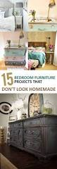Diy Furniture Ideas by 15 Bedroom Furniture Projects That Don U0027t Look Homemade Decor Diy