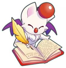 moogle drawings on paigeeworld pictures of moogle paigeeworld