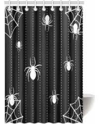 amazing winter savings on mypop halloween decor shower curtain
