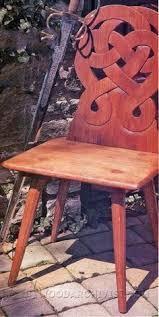 2478 chair step stool plans furniture plans furnature