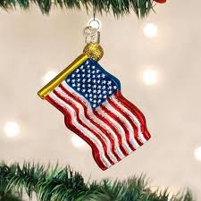 usa american patriotic ornaments ornament megastore