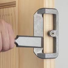 Installing Interior Door Hinges Wood Door Lock Installation Kits Tools Irwin Tools
