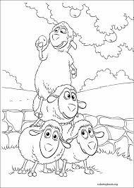 jakers adventures piggley winks coloring 039