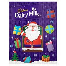chocolate advent calendar cadburys christmas advent calendar my stuff