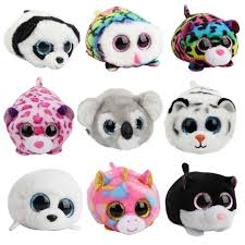 aliexpress buy mini 10cm ty beanie boos big eyes unicorn