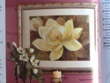 home interiors and gifts framed vintage home interiors picture gold ornate frame roses wisteria