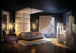 fantasy bed home design ideas