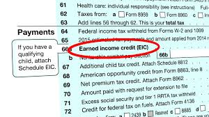 claim the earned income tax credit consumer reports