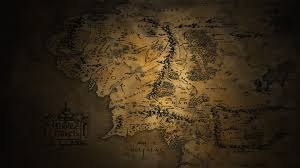 Map Middle Earth The Lord Of The Rings Maps Middle Earth Jrr Tolkien Wallpapers
