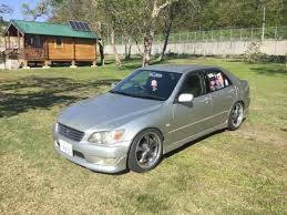 toyota altezza jdm jarrod vickers u0027s 1998 lexus is 300