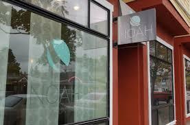 glass door signs door signs signs of seattle