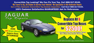 jaguar top repair customer reviews talk to a real customer