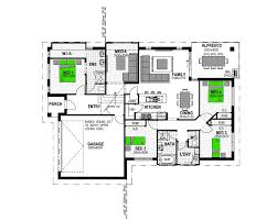 baby nursery 4 level split floor plans best split level house