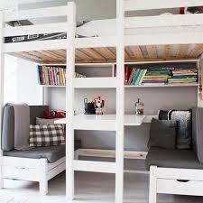 loft beds with desks underneath teenage bedrooms bedroom ideas