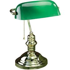 Battery Operated Desk Lamp by Battery Operated Bankers Lamp Bellacor