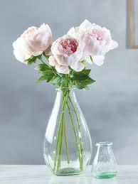 faux peonies 12 best faux plants flowers images on flower