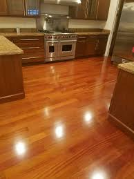 flooring most popular hardwood floor colors in rustic kitchen