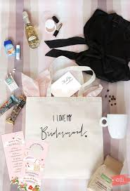 bridal party gift bags beautiful wedding gift from bridesmaid ideas styles ideas 2018