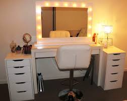 professional makeup desk white makeup vanity for a bedroom cabinets beds sofas and