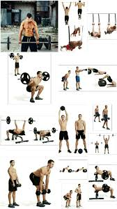 most important exercises for men dead lift back squat bench