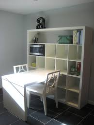 Decorate Office Shelves by Splendid Ikea Office Bookshelf Ikea Hack Diy Built Office