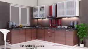 L Shaped Modular Kitchen Designs by Icon Interiors Google