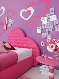 Awesome Girl Bedroom Paint Designs Images Home Decorating Ideas - Paint designs for bedroom