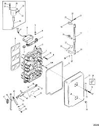 mercury 150 h p xr 2 marathon magnum v 6 1978 1985 combined
