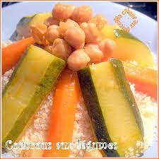 cuisiner un couscous couscous algérien aux légumes recettes faciles recettes rapides