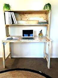 Computer Desk With Shelves Above Small Desk With Shelves Above Desk Storage Small Desk With