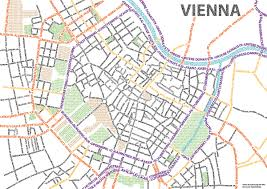 map of vienna 2015 research cartography
