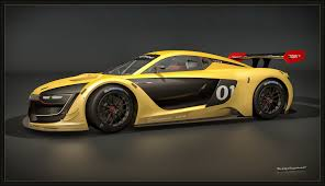 renault rs01 renault rs 01 2016 side by yorzua on deviantart