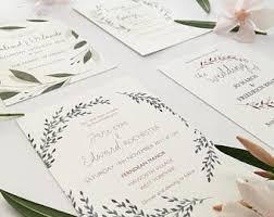wedding stationery wedding stationery etsy