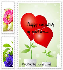 best love letters for your first anniversary
