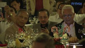 Cabinet Officers Cabinet Members Christmas Party 12 20 2016 Youtube