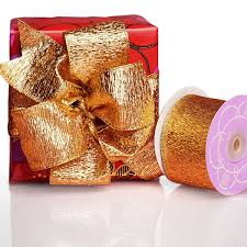 gold metallic ribbon gold metallic ribbon shop ribbons online now