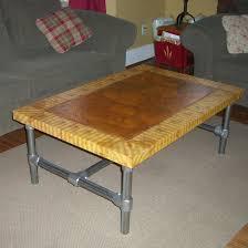 Hack Ikea by Top Ikea Coffee Table Hack On Kee Klamp Coffee Table Ikea Hack