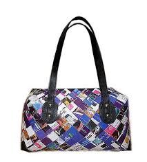 designer tasche nachhaltige designer tasche aus papier wrapper handtasche