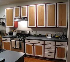 HOME DZINE Kitchen Should You Paint Kitchen Cabinets - Paint for kitchen cabinet doors