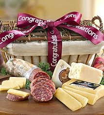 sausage and cheese gift baskets meat and cheese gifts 1 800 flowers 13307