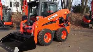 kubota ssv 65 skid steer youtube