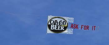 beer banner beach blanket bonanza cape cod beer cape cod beer