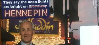 They Say The Neon Lights Are Bright On Broadway Tom Hoch For Minneapolis Ad Crosses Out U0027broadway U0027 A Major North