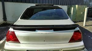 04 impala led tail lights new stylish spyder led tail lights are now available for impala