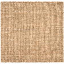Square Area Rugs 10 X 10 Safavieh Natural Fiber Beige 10 Ft X 14 Ft Area Rug Nf447a 10